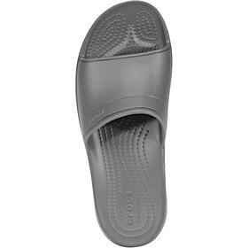 Crocs Classic Slide - Sandales - gris